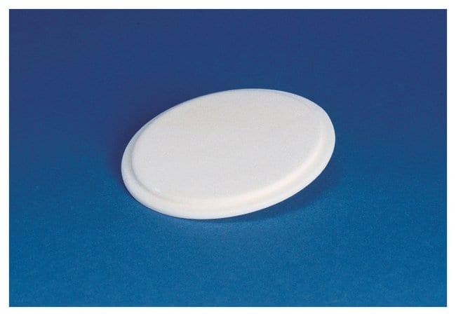 CoorsTek High-Form Alumina Crucible Covers:Beakers, Bottles, Cylinders