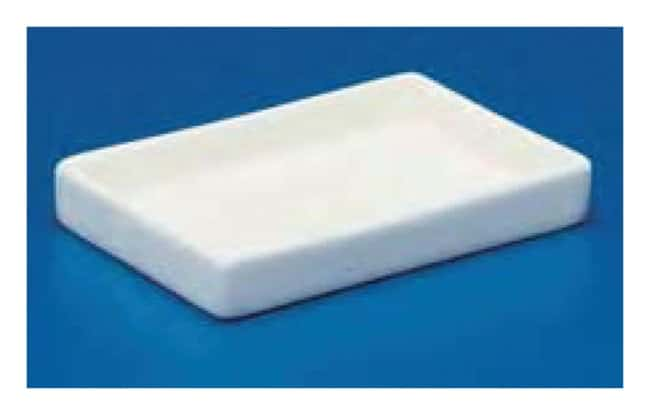 CoorsTek Aluminum Oxide Trays:Beakers, Bottles, Cylinders and Glassware:Crucibles
