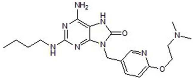 Tocris Bioscience DSR 6434 50mg