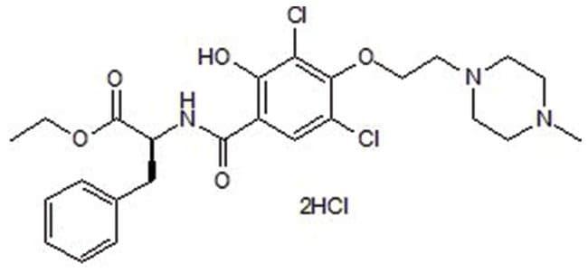 Tocris Bioscience JTE 607 Dihydrochloride ::