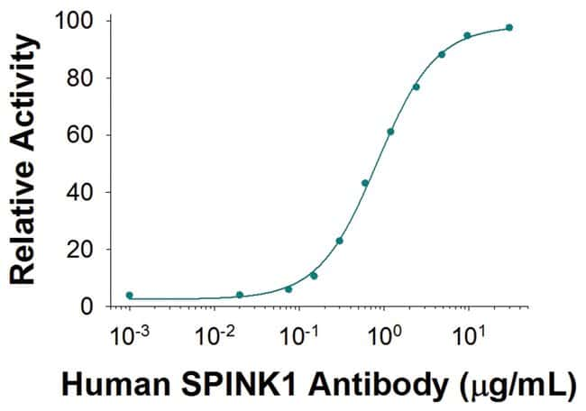 SPINK1 Mouse anti-Human, Clone: 839304, R::