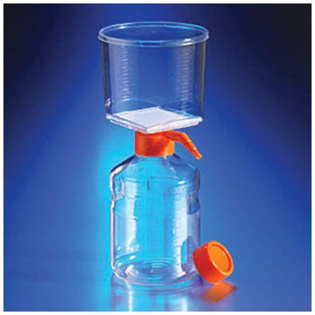 Corning™ Disposable Vacuum Filter/Storage Systems: Bottletop Diluters and Dispensers Carboys, Jars, and Liquid Storage