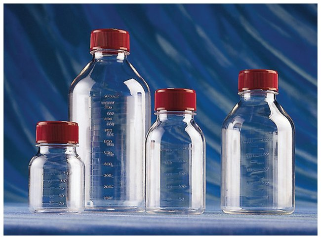 Corning  Costar  Disposable Traditional Style Polystyrene Storage Bottles
