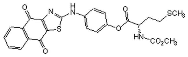 MilliporeSigma Calbiochem Bcl-2 Inhibitor II, YC137 5mg:Life Sciences