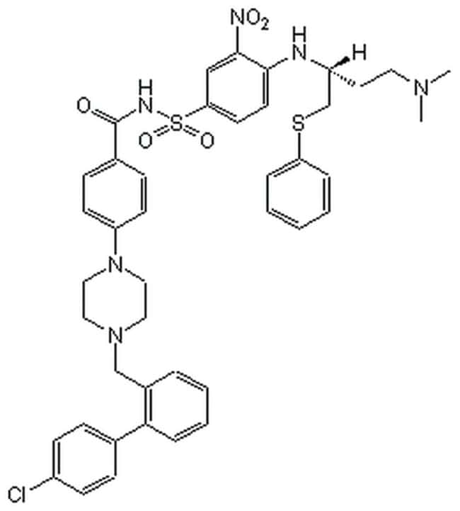 MilliporeSigma Calbiochem Bcl-2 Inhibitor VI, ABT-737 10mg:Life Sciences