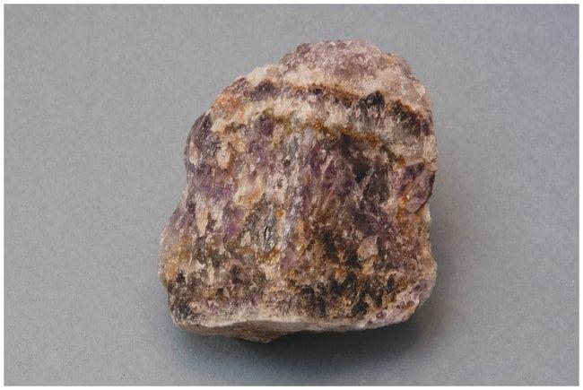Individual Mineral Specimen: Quartz, Amethyst, Massive
