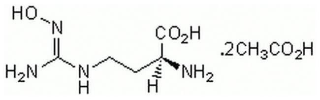 MilliporeSigma Calbiochem N-Hydroxy-nor-L-arginine, Diacetate Salt:Life