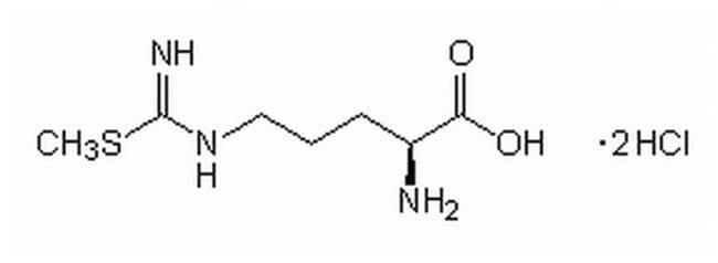 MilliporeSigma Calbiochem S-Methyl-L-thiocitrulline, Dihydrochloride 10mg:Life