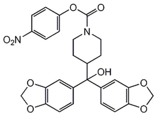 MilliporeSigmaCalbiochem MAGL Inhibitor III, JZL184 10mg:Protein Analysis