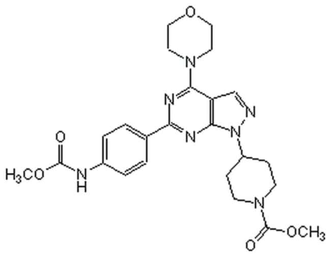 MilliporeSigma Calbiochem mTOR Kinase Inhibitor II, WYE-354 5mg:Life Sciences