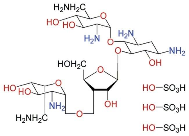 MilliporeSigma Calbiochem Neomycin Sulfate 25g:Cell Culture