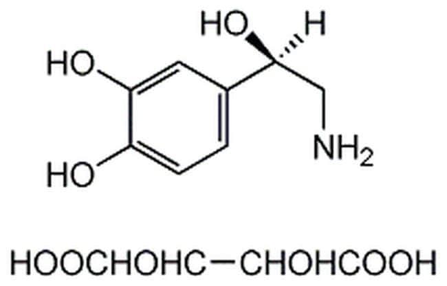 MilliporeSigma Calbiochem L-()-Norepinephrine-(+)-bitartrate 100mg:Life