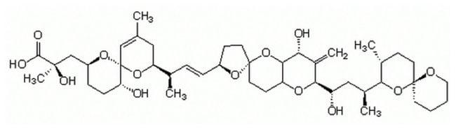 MilliporeSigma Calbiochem InSolution Okadaic Acid, Prorocentrum sp. 25ug:Life