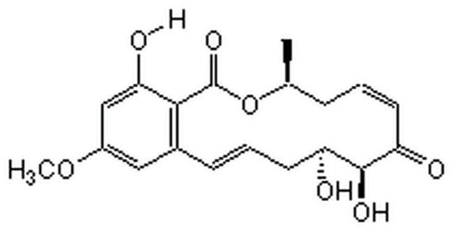 MilliporeSigma Calbiochem (5Z)-7-Oxozeaenol, Curvularia sp. 1mg:Life Sciences