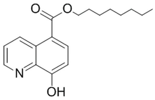 MilliporeSigma Calbiochem JmjC Histone Demethylase Inhibitor, n-Octyl-IOX1