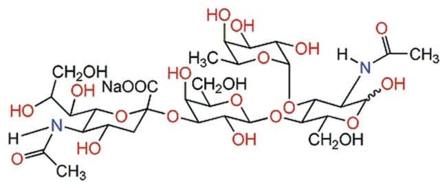 MilliporeSigma Calbiochem Sialyl Lewis x, Sodium Salt:Life Sciences:Protein