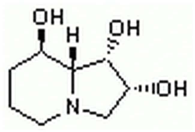 MilliporeSigma Calbiochem Swainsonine, Swainsona canescens 500ug:Life Sciences