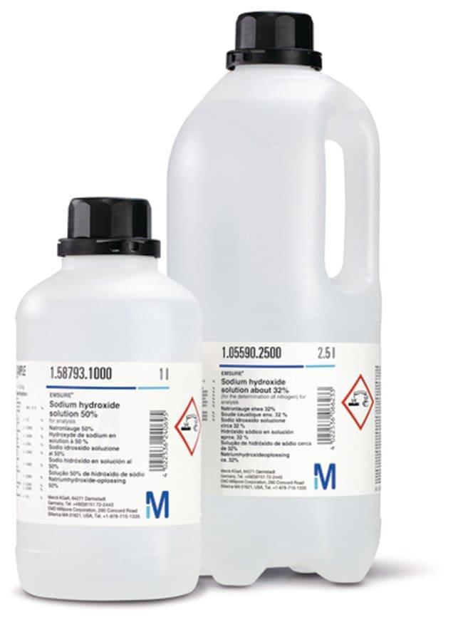 Sodium Hydroxide, Solution, 32%, EMPLURA , MilliporeSigma