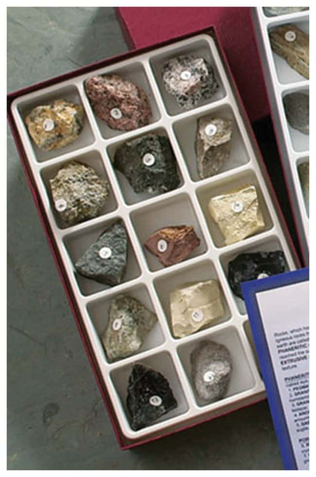 American Educational Products Standard Rock Collection  Metamorphic; Tray:Teaching