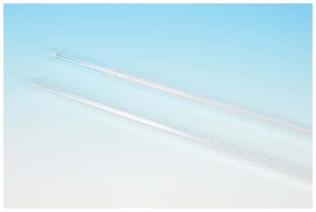 Eisco Gas Tube Graduated- Borosilicate Glass, cap. 50x0.2ml  :Teaching
