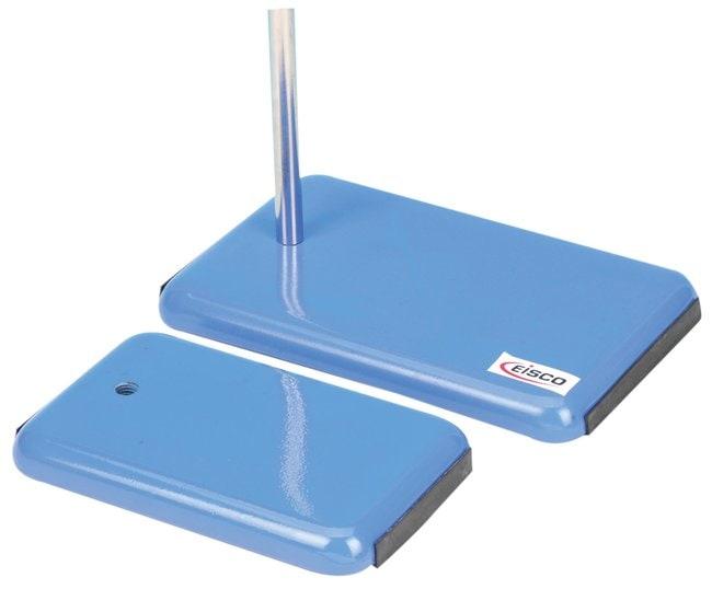 Eisco Premium Steel Base Retort Stand - 10x6 in.  :Teaching Supplies