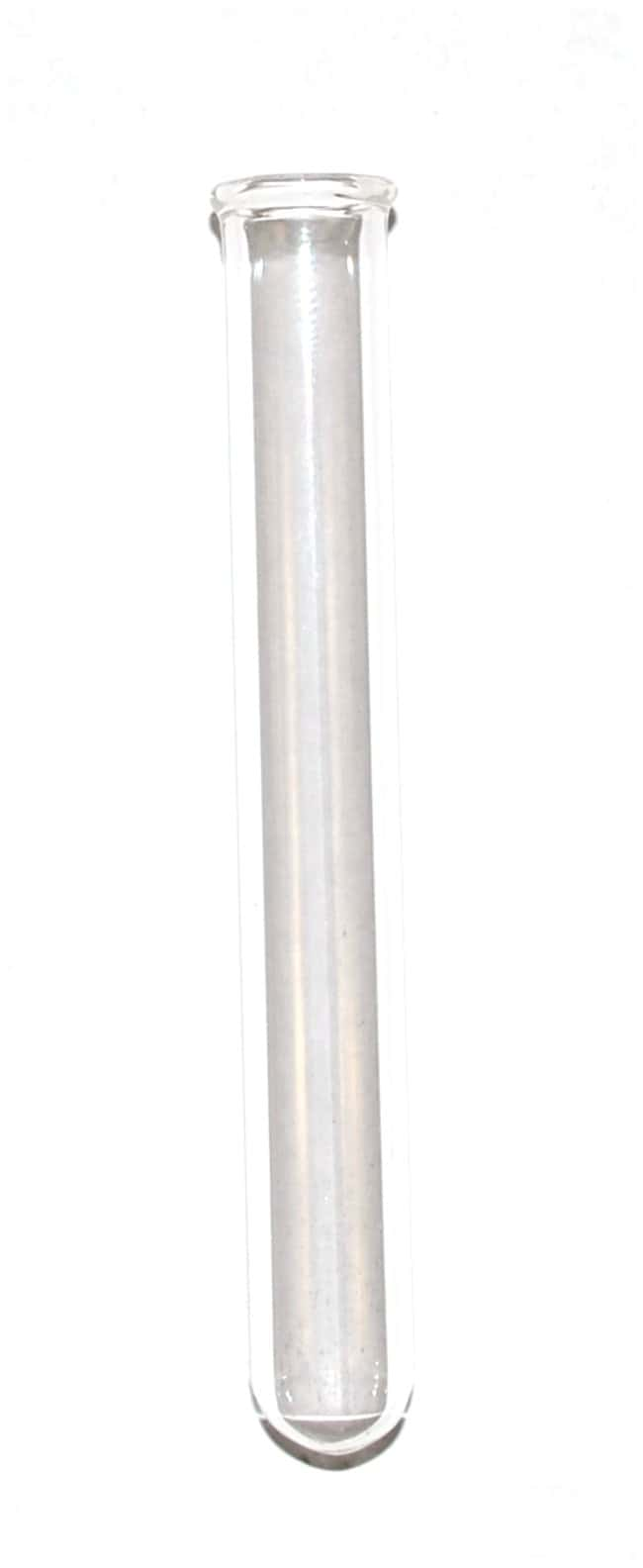 Eisco Rimmed Borosilicate Glass Test Tubes  Pack of 24:Teaching Supplies