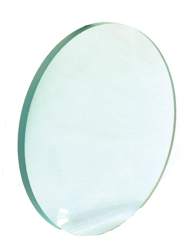 Eisco Double Convex Glass Lens, 75mm diameter, 200mm Focal Length  :Teaching