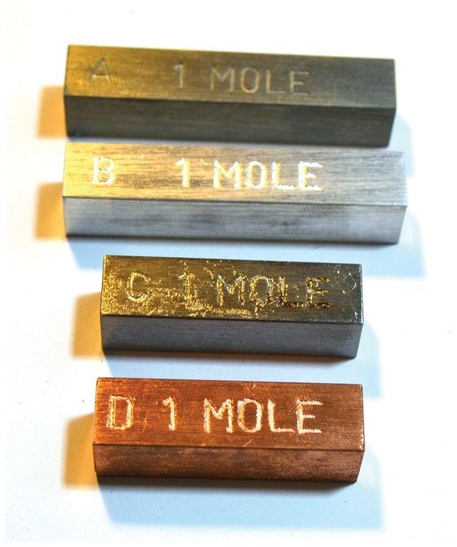 EiscoMole Set Contains four element specimens:Education Supplies