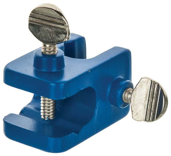 EiscoPremium Square Head Boss Head Clamp Holds rods up to 15mm diameter:Clamps