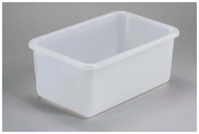 Bel-Art™ SP Scienceware™ Polypropylene Sterilizing Trays and Covers Tray, 5L, 12 x 8 x 5 in. Products