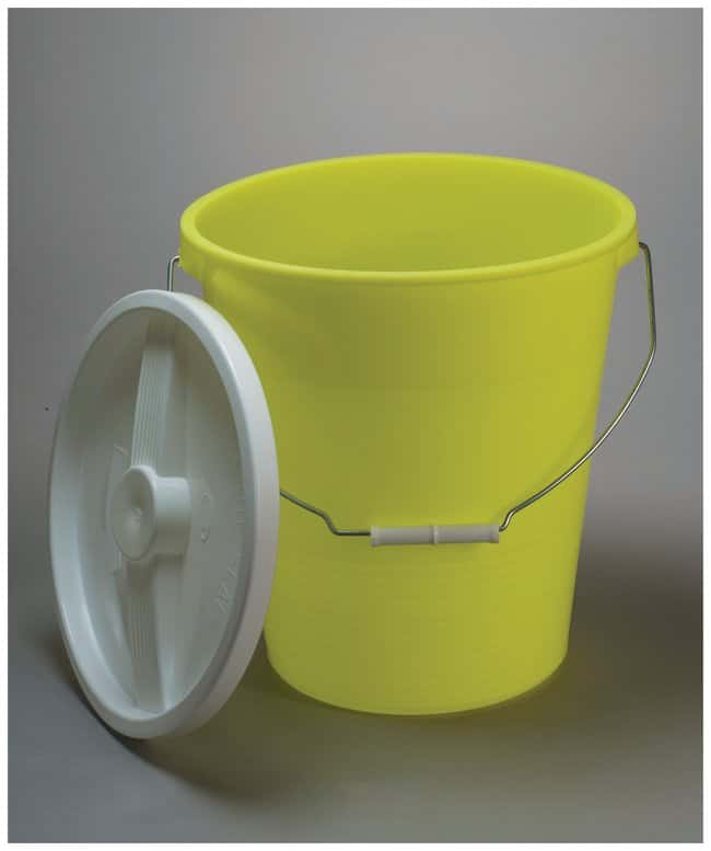 Bel-Art SP Scienceware Large Pails :Wipes, Towels and Cleaning:Buckets
