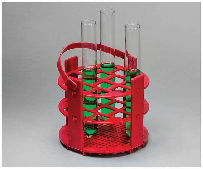 Bel-Art™SP Scienceware™ No-Wire™ Autoclavable Test Tube Racks: Racks Racks, Boxes, Labeling and Tape