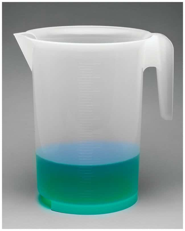 Bel-Art  Polypropylene Graduated Pitchers