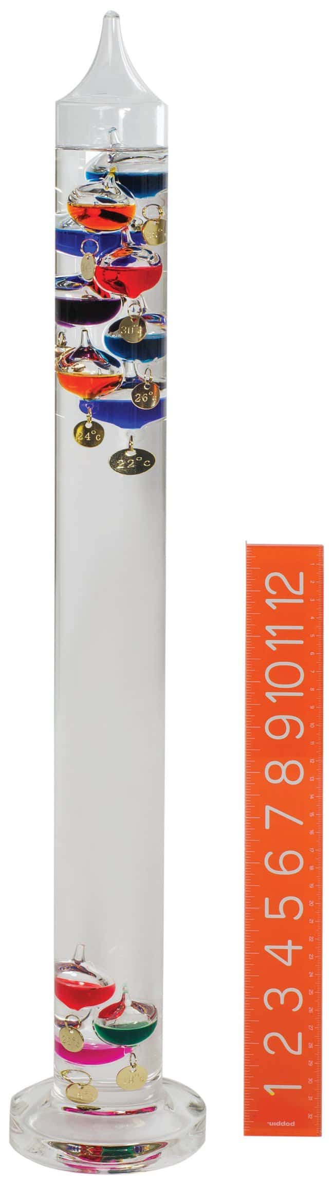 H-B Instrument™Durac™ Galileo Thermometers