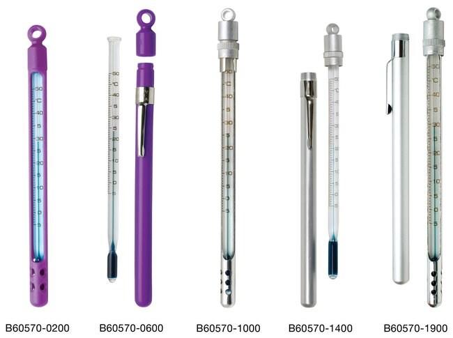 H-B InstrumentEnviro-Safe Environmentally Friendly Liquid-In-Glass Pocket