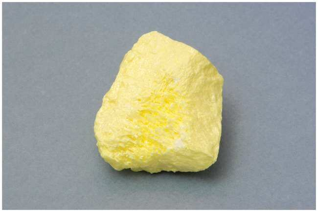 Sulfur - Mineral specimens search results - Fabre Minerals |Sulfur Mineral
