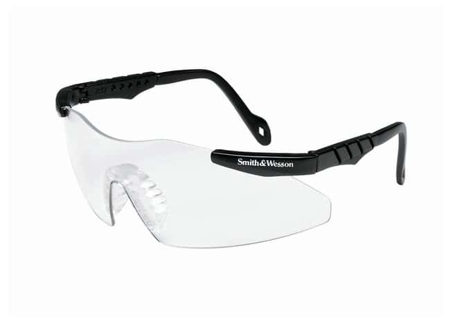Kimberly-Clark Professional Smith  Magnum 3G Eyewear  Black frame; Mini;