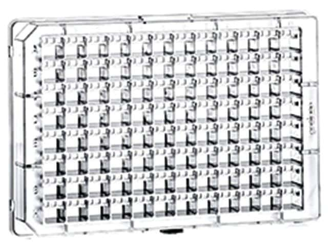 Greiner Bio-One 96-Well CrystalQuick™ Crystallisation Microplates Type: Standard; Square well; Flat well bottom; Well vol.: 4.1μL Greiner Bio-One 96-Well CrystalQuick™ Crystallisation Microplates