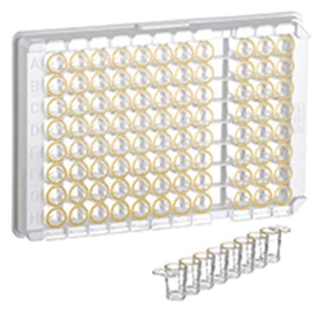 Greiner Bio-OneMICROLON 96-Well ELISA Single-Break Strip Plates:Microplates:Microplate
