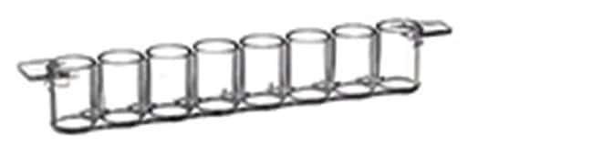 Greiner Bio-One 8-Well Polystyrene Flat Bottom Strip Plates:Dishes, Plates