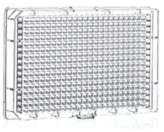Greiner Bio-One 384-Well Polystyrene Streptavidin-coated Flat Bottom Microplate:Dishes,