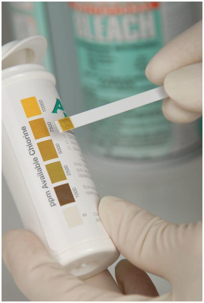 Deardoff FitzsimmonsActivate Bleach Test Strips Activate High Level Chlorine