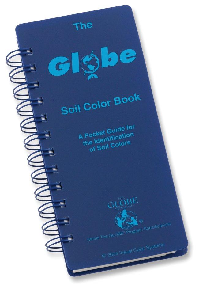 GLOBE Soil Color Chart Globe Soil Color Book:Teaching Supplies