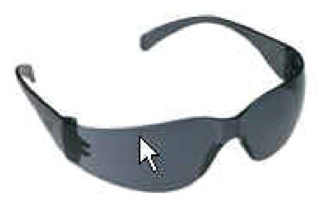3M Virtua Eyewear Gray temples; Gray anti-fog lens:Gloves, Glasses and