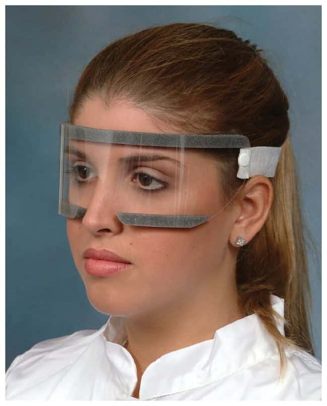 Fisherbrand Full- and Mid-Size Faceshields Mid-Faceshield:Gloves, Glasses
