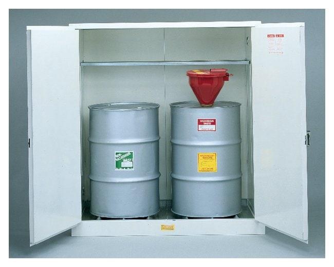 Justrite™Indoor Drum Storage Cabinet