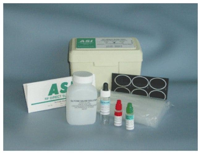 Arlington ScientificRF Direct Rapid Latex Test RF Direct Slide Test; 100