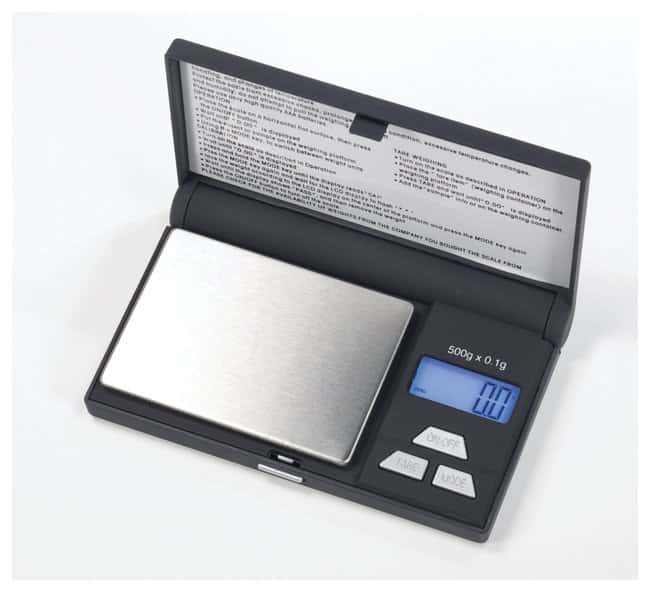 OHAUS™ Gold Series Pocket Scales