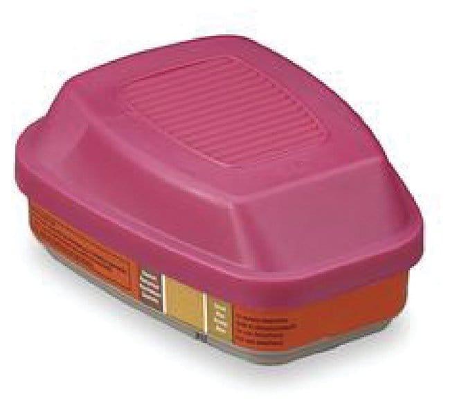 3M 6000 Series Cartridge/P100 Particulate Filter Combinations Mercury vapor/chlorine/