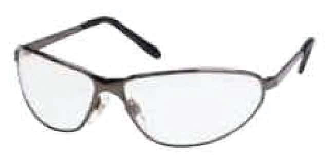 Honeywell Uvex Tomcat Safety Glasses Clear lens; HC coating:Gloves, Glasses